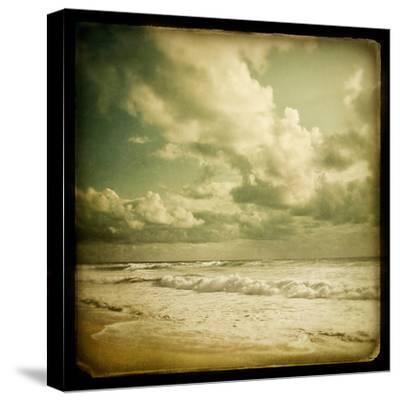 The Waves-Irene Suchocki-Stretched Canvas Print