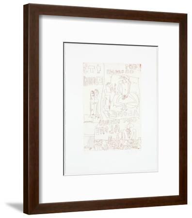 It's Enough-Elke Krystufek-Framed Collectable Print
