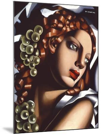 The Brilliance-Tamara de Lempicka-Mounted Giclee Print