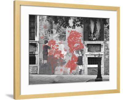 Street Style I-Tom Frazier-Framed Giclee Print