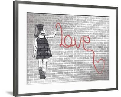 Street Style III-Tom Frazier-Framed Giclee Print