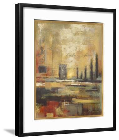 Morning's Greeting II-Giovanni-Framed Giclee Print