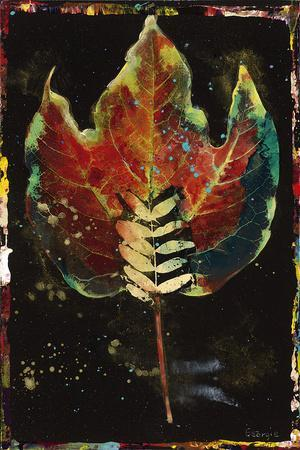 Botany Pride V-Georgie-Framed Giclee Print