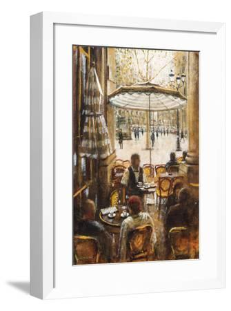 Inside and Outside, Palais Royal-Clive McCartney-Framed Giclee Print