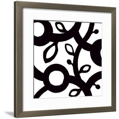 Lythrum II-Max Carter-Framed Giclee Print