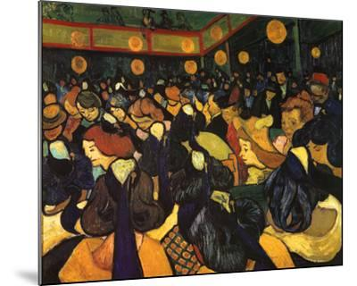 The Dance Hall at Arles, c.1888-Vincent van Gogh-Mounted Preframe Component - Art