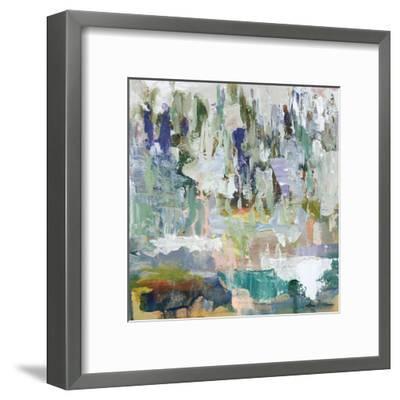 Minus One II-Amy Dixon-Framed Art Print