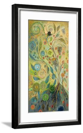 Embracing the Journey-Jennifer Lommers-Framed Art Print