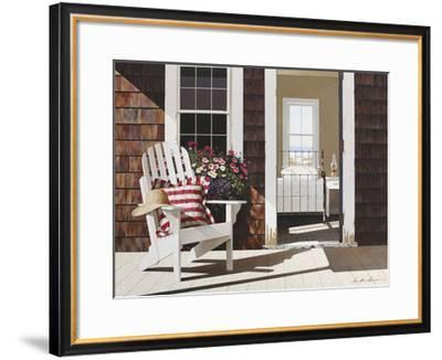 Summer Cottage-Zhen-Huan Lu-Framed Art Print