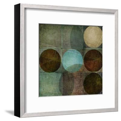 Box of Circles B-Kristin Emery-Framed Art Print