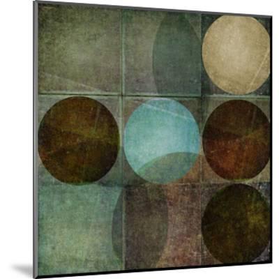 Box of Circles B-Kristin Emery-Mounted Art Print