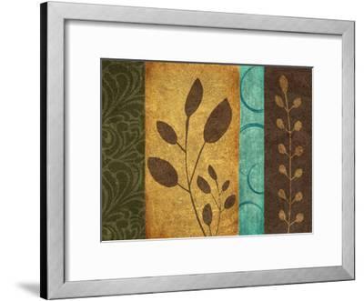 Branch 5-Kristin Emery-Framed Art Print