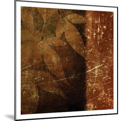 Spice Leaves 1D-Kristin Emery-Mounted Art Print