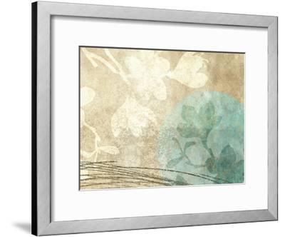 Paradise Moon 5-Kristin Emery-Framed Art Print