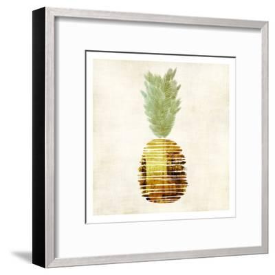 Pineapple-Kristin Emery-Framed Art Print