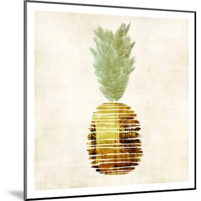 Pineapple-Kristin Emery-Mounted Art Print