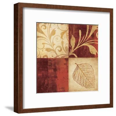 Red Gold 4PK-Kristin Emery-Framed Art Print