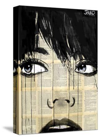 The Hours-Loui Jover-Stretched Canvas Print