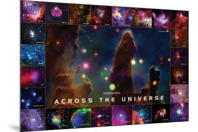 Smithsonian- Across The Universe--Mounted Poster
