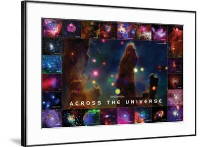 Smithsonian- Across The Universe--Framed Poster