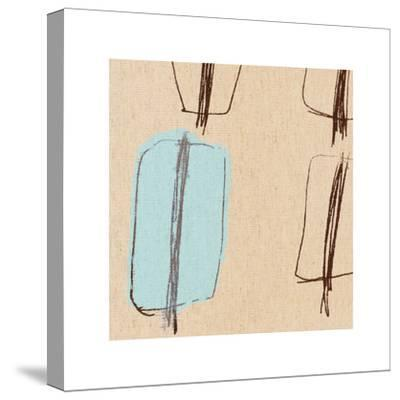 Blue Bayou IV-Alice Buckingham-Stretched Canvas Print