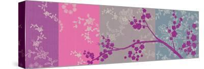 Lace Blossoms I-Max Carter-Stretched Canvas Print