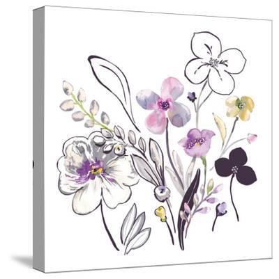 Meadow I-Sandra Jacobs-Stretched Canvas Print