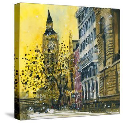 Victoria Embankment, London-Susan Brown-Stretched Canvas Print