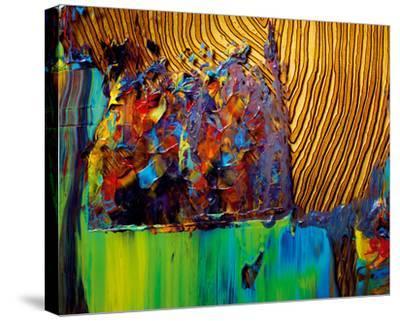 life enerGy-Pamela Nielsen-Stretched Canvas Print