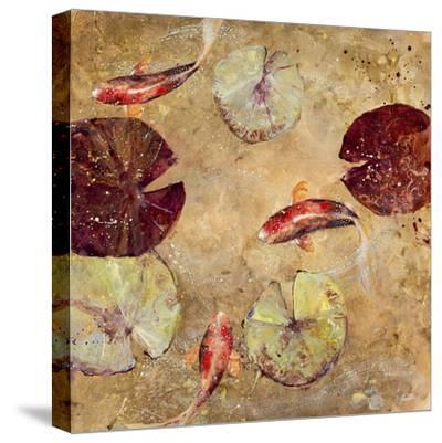 Go Fish I-Angellini-Stretched Canvas Print