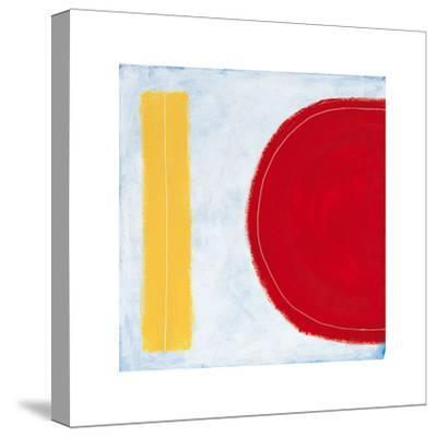 Desert Road I-Esther Wragg-Stretched Canvas Print