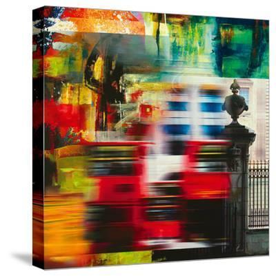 London Jazz II-Georges Generali-Stretched Canvas Print