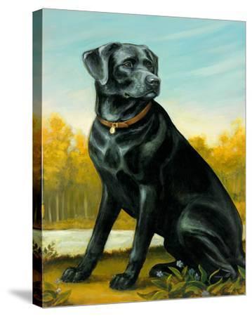 Kennel Club I-Dupre-Stretched Canvas Print