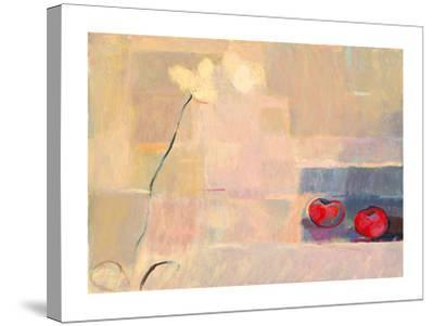 Orchid With Tomatoes-Ele Pack-Stretched Canvas Print