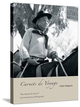 San Antonio de Areco III-Chris Simpson-Stretched Canvas Print