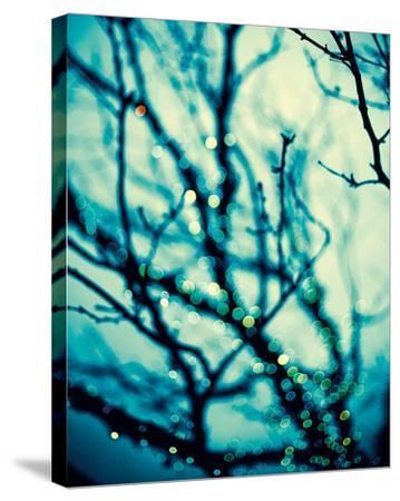 Soft Glow II-Irene Suchocki-Stretched Canvas Print