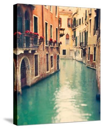 Venice Memories I-Irene Suchocki-Stretched Canvas Print