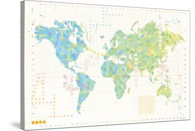 Map Play Giclee Print by Tom Frazier | Art com