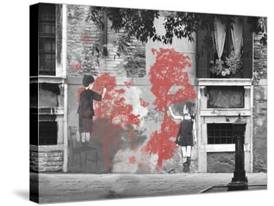 Street Style I-Tom Frazier-Stretched Canvas Print