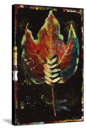 Botany Pride V-Georgie-Stretched Canvas Print