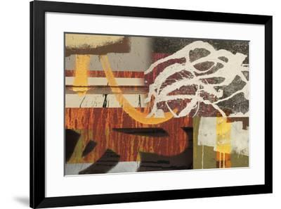 Hollis to E 12th-Toby Goodenough-Framed Giclee Print
