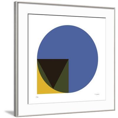 Daily Geometry 288-Tilman Zitzmann-Framed Giclee Print