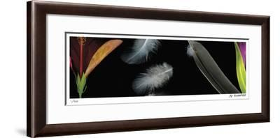 Synthesis 12-Pip Bloomfield-Framed Giclee Print