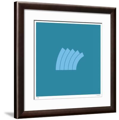 Daily Geometry 148-Tilman Zitzmann-Framed Giclee Print