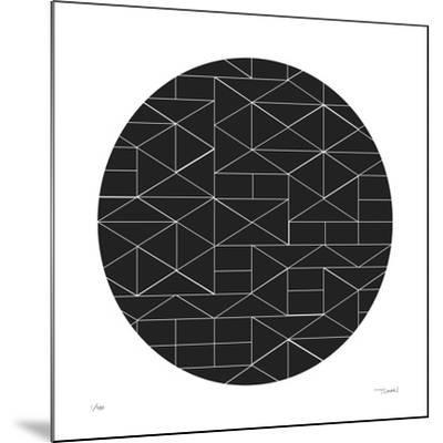 Daily Geometry 467-Tilman Zitzmann-Mounted Giclee Print