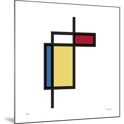 Daily Geometry 187-Tilman Zitzmann-Mounted Giclee Print