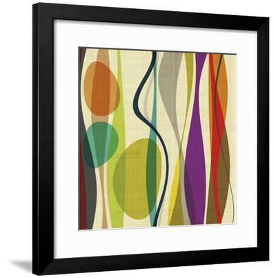 Positive Energy Sq 2-Barry Osbourn-Framed Giclee Print