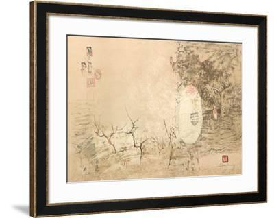Trees-Lebadang-Framed Collectable Print
