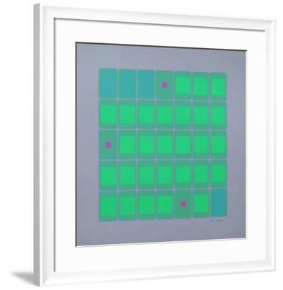Seasons 2-Arthur Boden-Framed Limited Edition