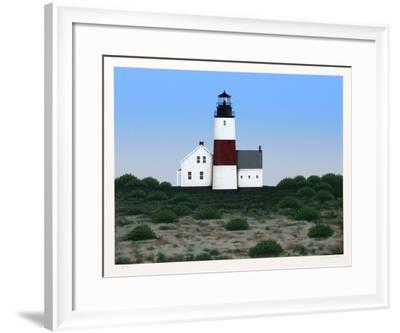 Lighthouse III-Theodore Jeremenko-Framed Limited Edition